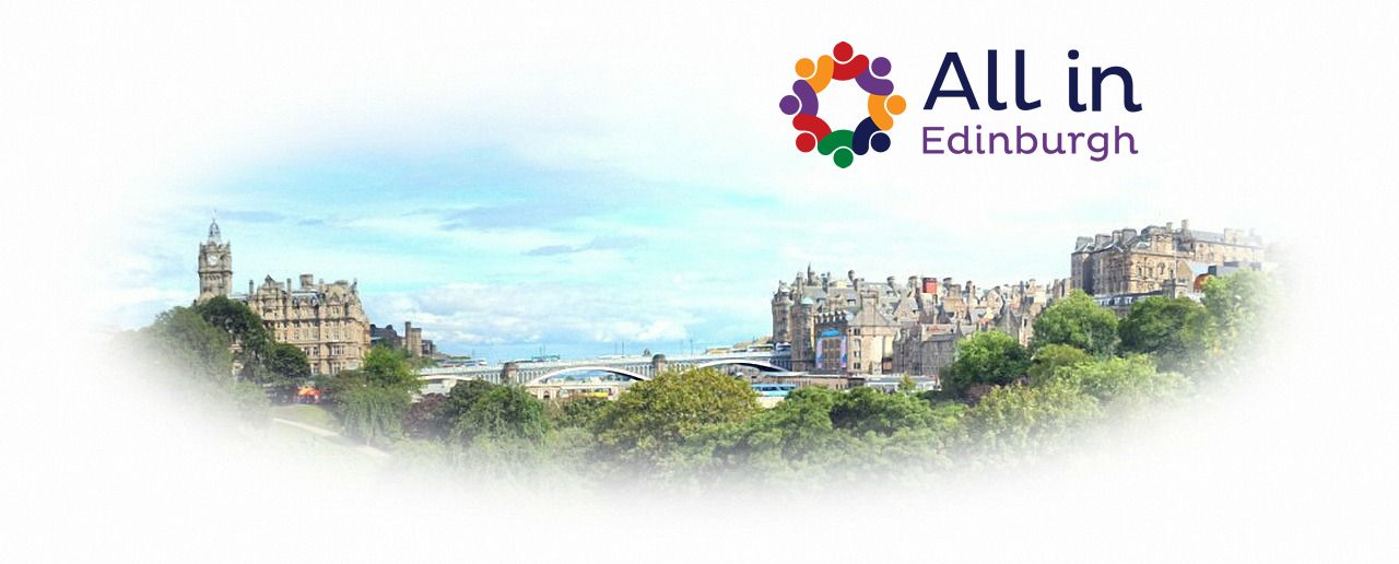All in Edinburgh Skyline image